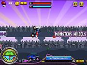 Monsters Wheels Game game