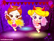 Play Sue cheerleader Game