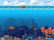 Submarine War لعبة