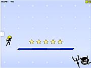 Stickman Runner game