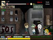 Bro vs Zombie game
