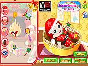 Cute Santa Baby game