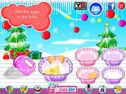 Christmas Tree Cupcakes game