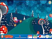 Xmas Gift Rush game