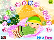 เล่นเกมฟรี Infant Christmas Dressup