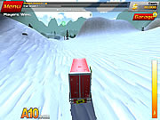 Crash Drive 2: Christmas game