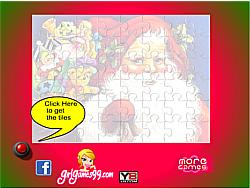 Happy Santa 2014 game