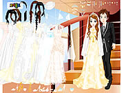 Wedding Couple Dressup game