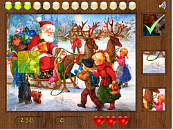 Parts of Picture:Santa_ game
