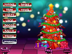 Christmas Tree Design game