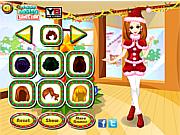 White Christmas Makeover game