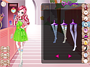 Cute C.A. Cupid Dress Up game