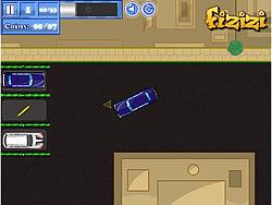Cartoon Parking game