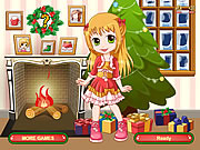 My Christmas Dress up game