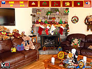 Hidden Objects-Christmas Eveゲーム