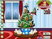 juego Cupcake Christmas Tree