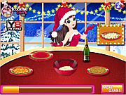 Christmas cake game game