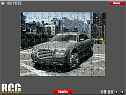 Chrysler Jigsaw game