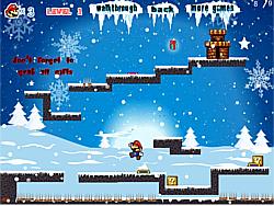 Mario Ice Adventure game