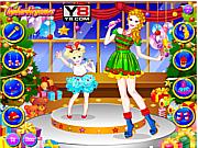 Jucați jocuri gratuite Barbie's Perfect Christmas