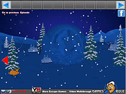 Santa Christmas Gifts Escape-3 game