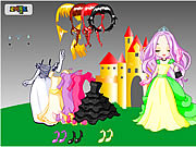 Play Little sister fancy Game