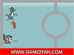 Cartoon Hero Merry Chrismast game