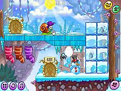 jeu Snail Bob 6: Winter Story