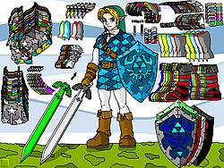 Dress Link Up game