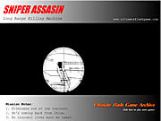 Sniper Assassin لعبة