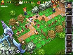 Wild Defense game