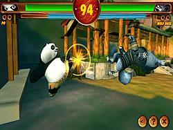Kung Fu Rumble game