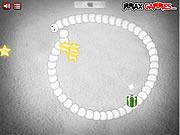 Christmas Snake game