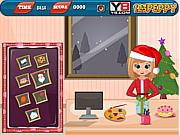 Christmas Day Slacking game
