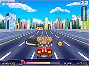 Play Angel power racing Game