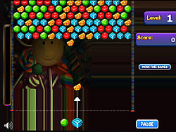juego Candy Shooter 2