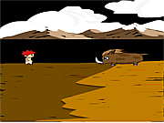 Simple Monster Hunter game