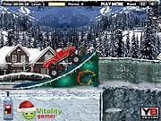 Heavy Wheels On Snow game