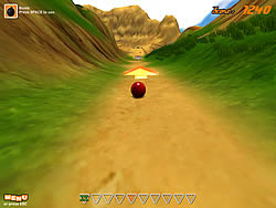 Downhill Bowling game