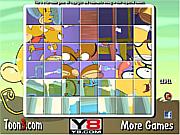 Rocket Monkeys Spin Puzzle game