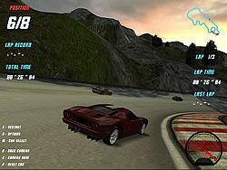 X Speed Race game