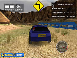 Xpro Rally Refueled 3D game