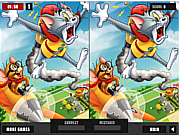 Tom and Jerry Find the Differences game