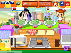 City Cake Shop game