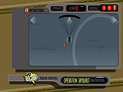 Operation Skyburst Paratrooping game
