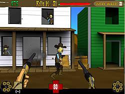 Gunslinger 3D game
