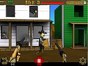 Gunslinger 3D لعبة