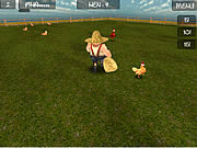 Chicken Run 3D game