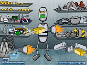 Build A Robot game
