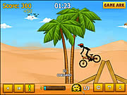 Stickman Freestyle BMX game